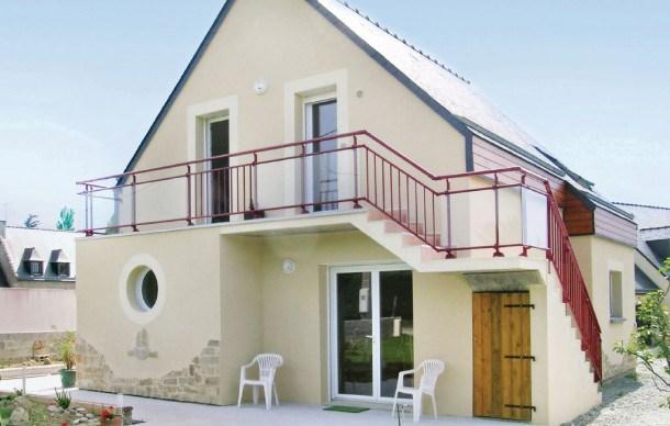 Location vacances Saint-Cast-le-Guildo -  Appartement - 4 personnes - Barbecue - Photo N° 1