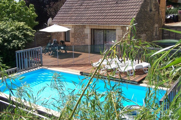 Location vacances Marquay -  Maison - 6 personnes - Barbecue - Photo N° 1