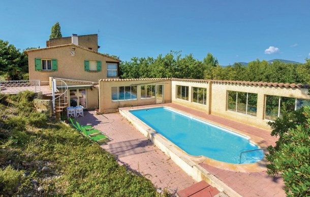 Location vacances Mollans-sur-Ouvèze -  Maison - 8 personnes - Barbecue - Photo N° 1