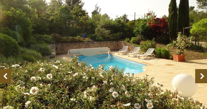 Location vacances Saint-Saturnin-lès-Apt -  Maison - 8 personnes - Barbecue - Photo N° 1