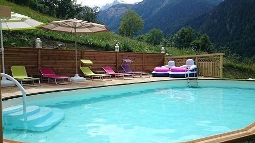 Appartement 4 pièces 12 personnes (Le Mont-Blanc)