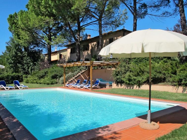 Location vacances Castelfiorentino -  Appartement - 10 personnes -  - Photo N° 1