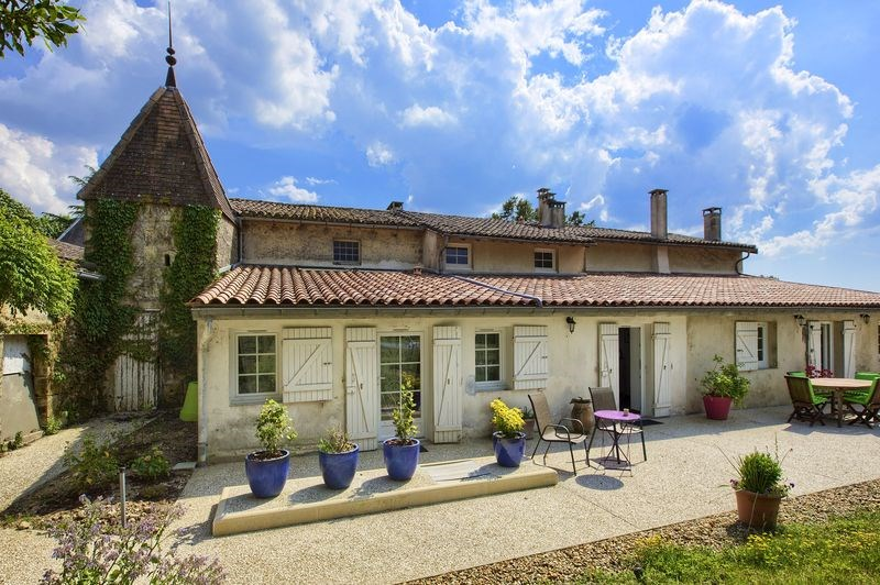 bnb Château Ysard