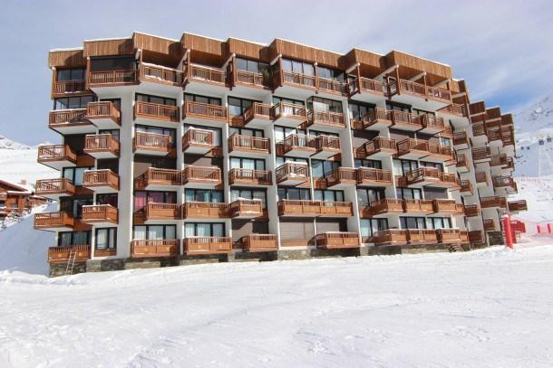 Location vacances Saint-Martin-de-Belleville -  Appartement - 3 personnes -  - Photo N° 1