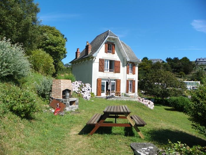 Holiday rentals Barneville-Carteret - House - 9 persons - BBQ - Photo N° 1