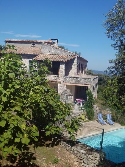 Location vacances Bourg-Saint-Andéol -  Maison - 4 personnes - Barbecue - Photo N° 1