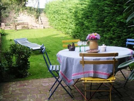 Location vacances Bergheim -  Maison - 4 personnes - Barbecue - Photo N° 1