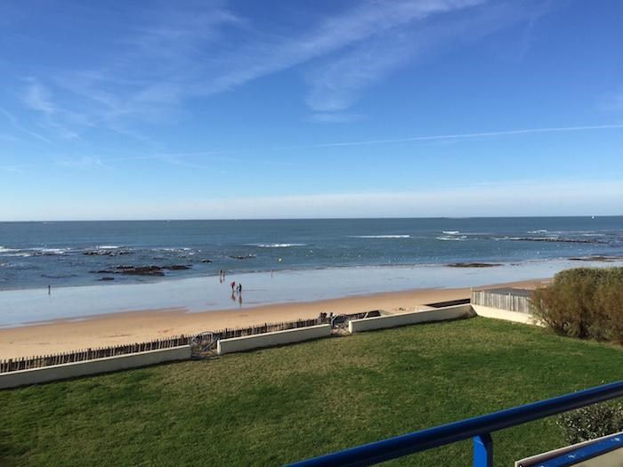 Holiday rentals Pornichet - Apartment - 4 persons - Garden furniture - Photo N° 1