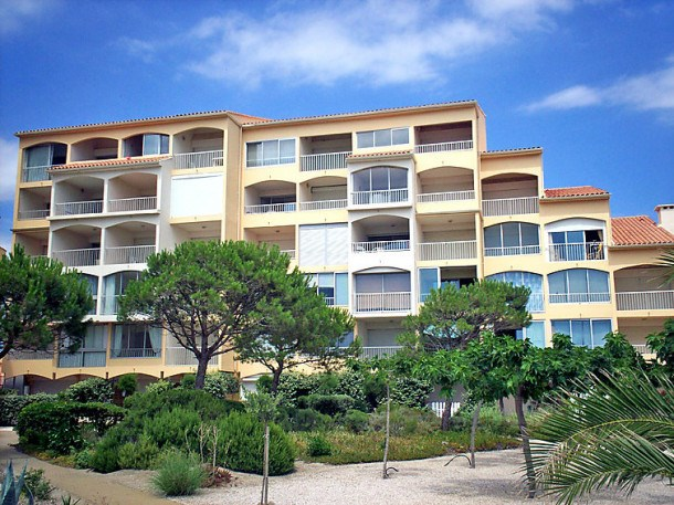 Location vacances Leucate -  Appartement - 2 personnes - Télévision - Photo N° 1