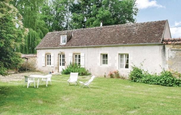 Location vacances Saint-Jean-aux-Amognes -  Maison - 2 personnes - Barbecue - Photo N° 1
