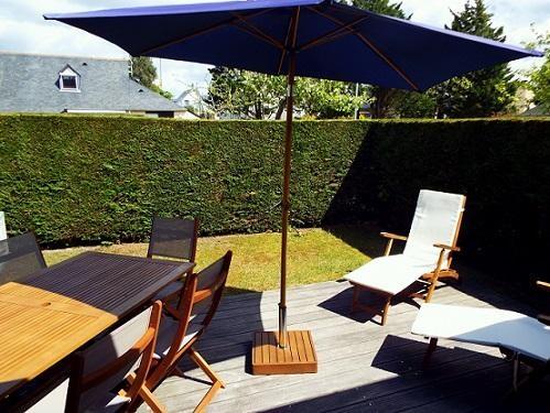 Ferienwohnungen Carnac - Haus - 4 Personen - Garten - Foto Nr. 1