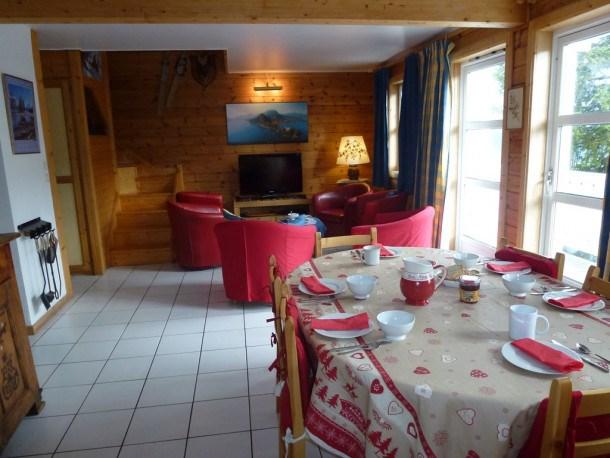 Location vacances Arâches-la-Frasse -  Maison - 8 personnes - Télévision - Photo N° 1