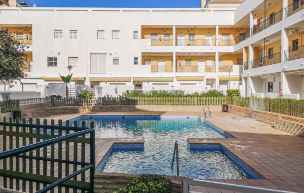 Location vacances Rota -  Appartement - 4 personnes - Télévision - Photo N° 1