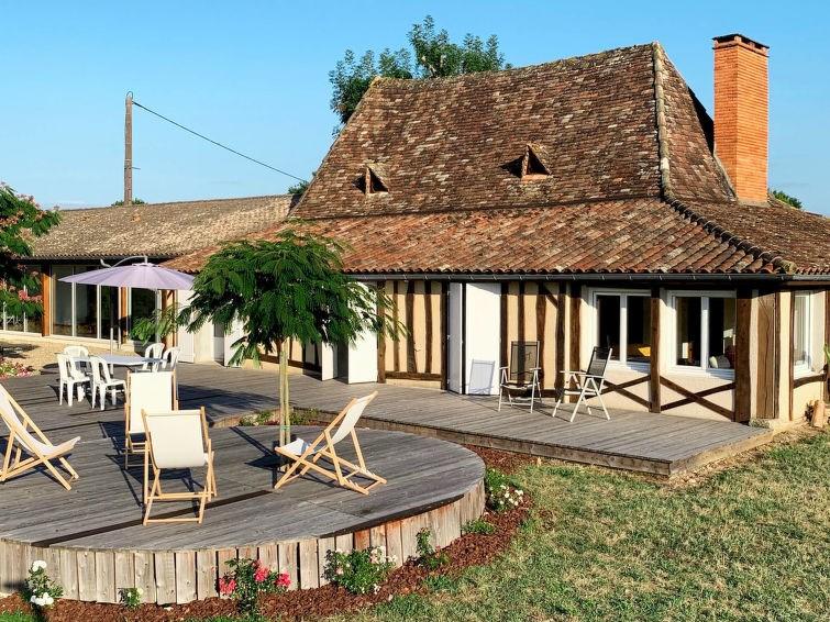 Location vacances Beaupouyet -  Maison - 6 personnes -  - Photo N° 1