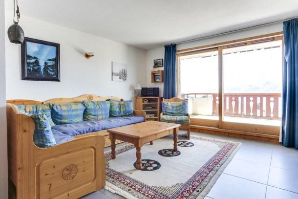 Location vacances Peisey-Nancroix -  Appartement - 8 personnes - Lecteur DVD - Photo N° 1