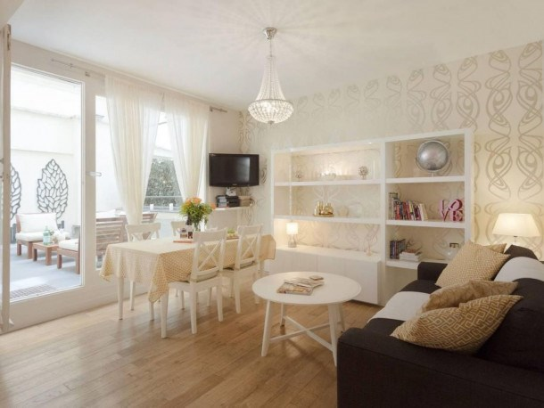 Location vacances Paris 5e Arrondissement -  Appartement - 4 personnes - Lecteur DVD - Photo N° 1
