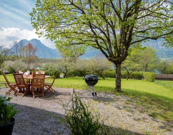 Location vacances Doussard -  Maison - 7 personnes - Barbecue - Photo N° 1