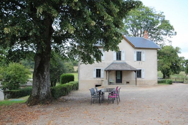 Holiday rentals Saint-Léger-sous-Beuvray - Cottage - 10 persons - BBQ - Photo N° 1