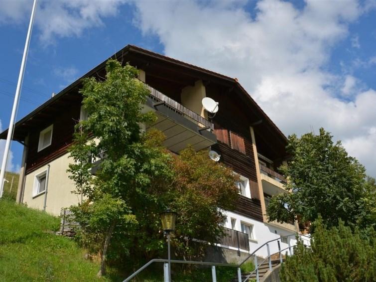 Appartement pour 3 personnes à Saanenmöser