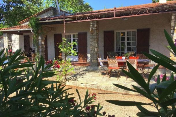 Location vacances Lorgues -  Maison - 6 personnes - Barbecue - Photo N° 1