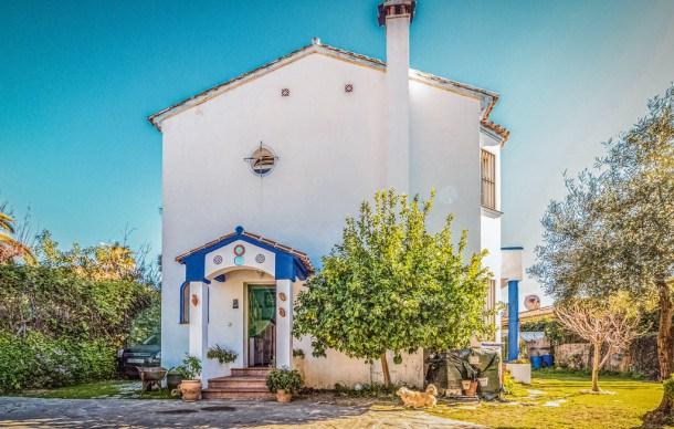 Location vacances Marbella -  Maison - 7 personnes - Barbecue - Photo N° 1