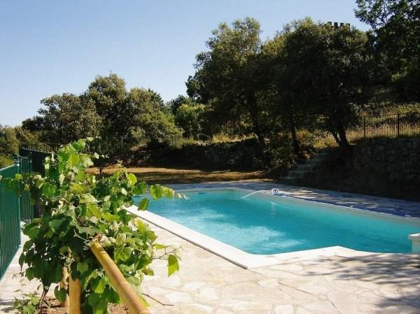 Gard, Soudorgues, beau mas provençal 6 personnes, piscine privée, situé entre St Hippolyte du Fort, et Saint Jean du ...