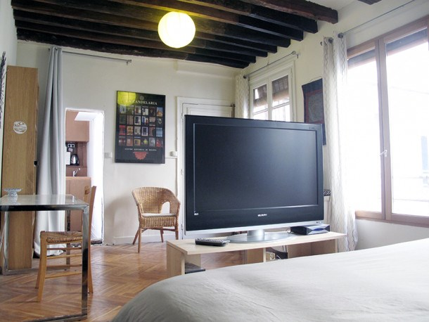Location vacances Paris 2e Arrondissement -  Appartement - 2 personnes - Câble / satellite - Photo N° 1