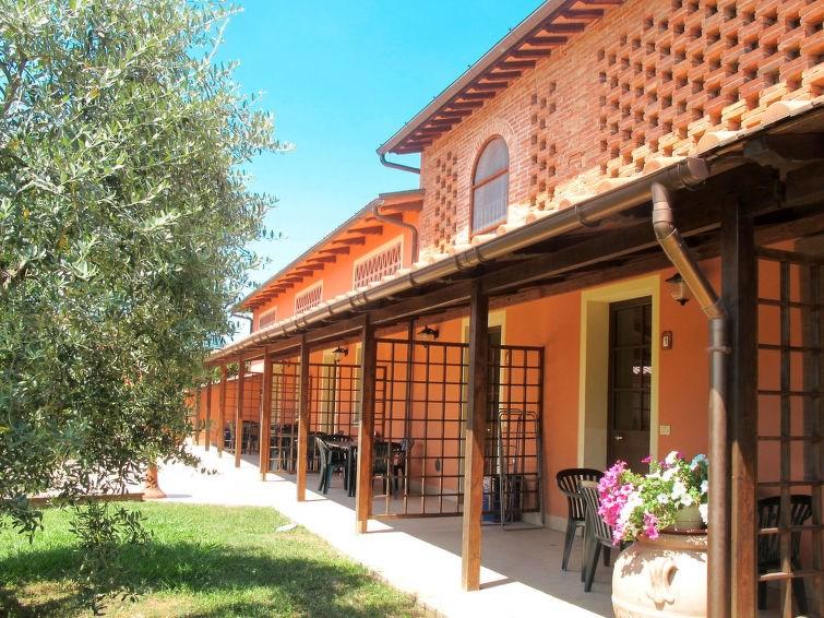 Appartement pour 4 personnes à Orentano