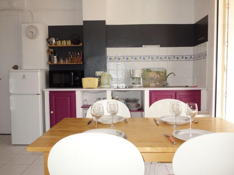 Appartement pour 1 personnes à Saint Cyr sur mer Les Lecques