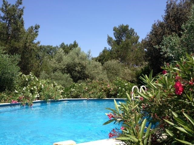 Villa pour 6 pers. avec piscine privée, Vers-Pont-du-Gard