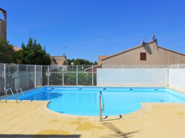 Location vacances Narbonne -  Appartement - 6 personnes - Barbecue - Photo N° 1