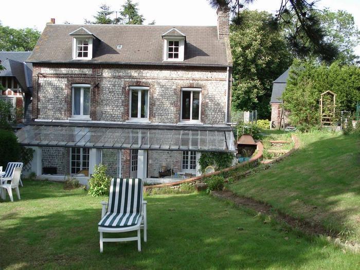 Location vacances Fécamp -  Maison - 7 personnes - Jardin - Photo N° 1