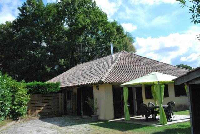 Location vacances Soustons -  Maison - 5 personnes - Barbecue - Photo N° 1