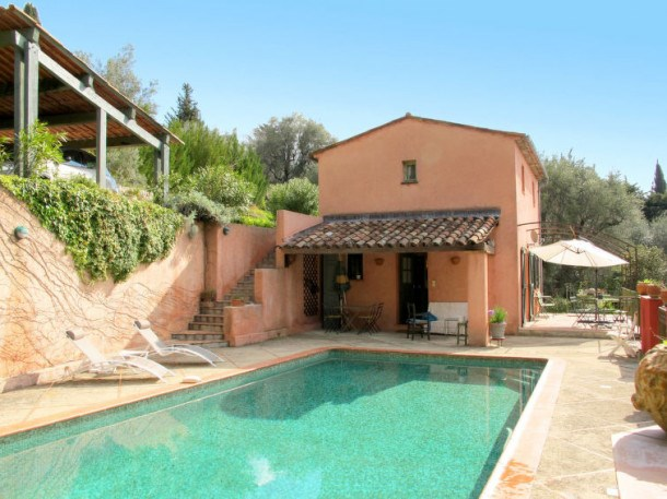 Location vacances Grasse -  Maison - 4 personnes - Barbecue - Photo N° 1