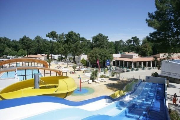 Location vacances La Tremblade -  Maison - 6 personnes - Salon de jardin - Photo N° 1