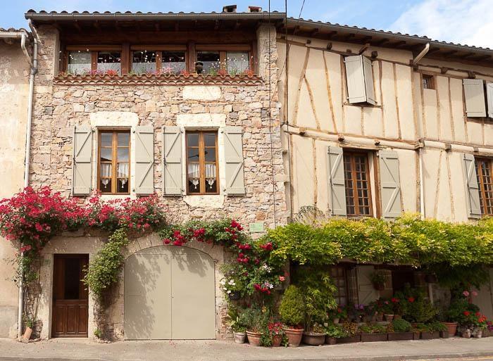 Appartement Saint Felix  Les Cabannes Cordes sur Ciel dans maison de caractère pour 2 personne(s)