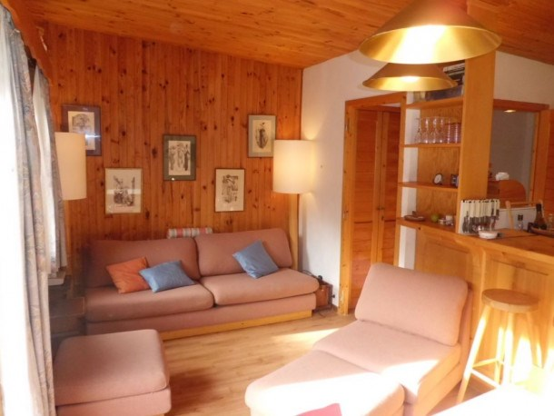 Location vacances Saint-Bon-Tarentaise -  Appartement - 4 personnes - Télévision - Photo N° 1