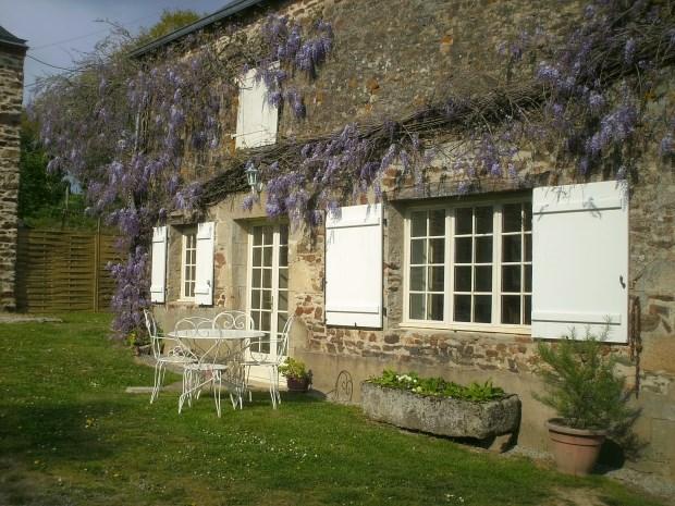 Location vacances Saint-Mars-du-Désert -  Gite - 4 personnes - Barbecue - Photo N° 1