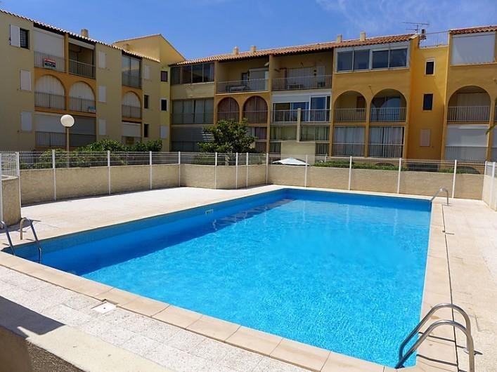 Appartement pour 6 pers. avec piscine, Narbonne