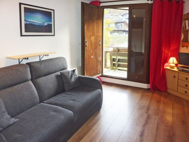Mini studio pour 2 personnes