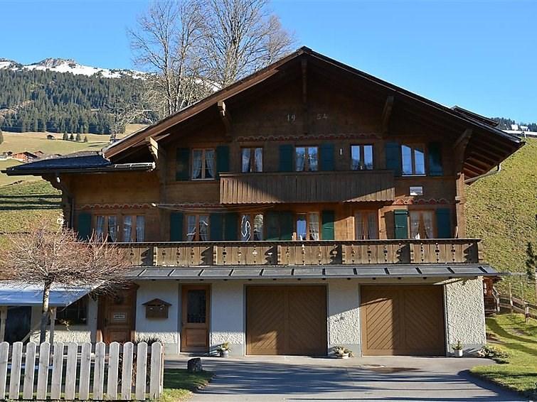 Appartement pour 5 personnes à Lauenen b. Gstaad
