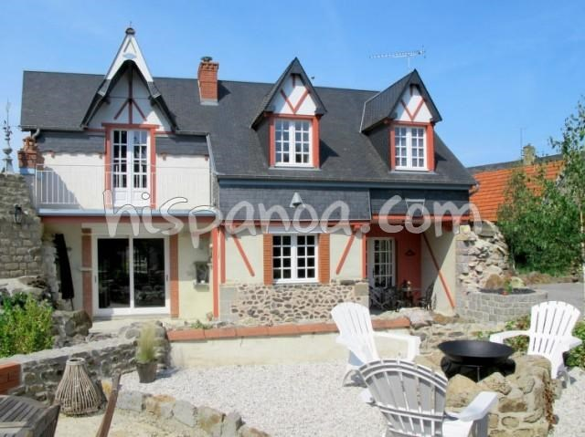 Location vacances Courtils -  Maison - 4 personnes - Barbecue - Photo N° 1