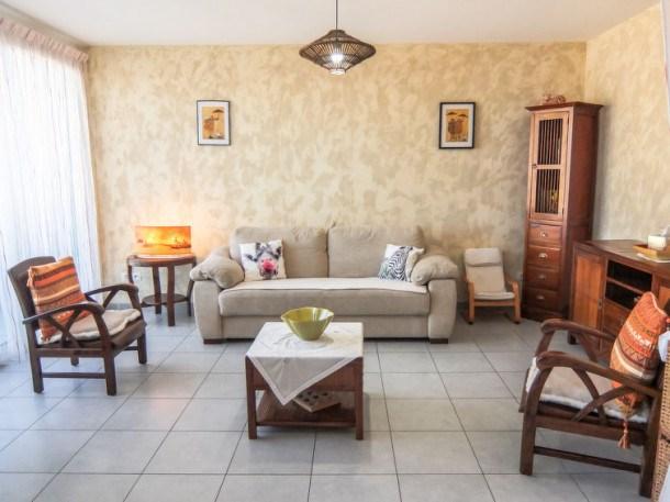 Location vacances Saint-Cyprien -  Appartement - 4 personnes - Télévision - Photo N° 1