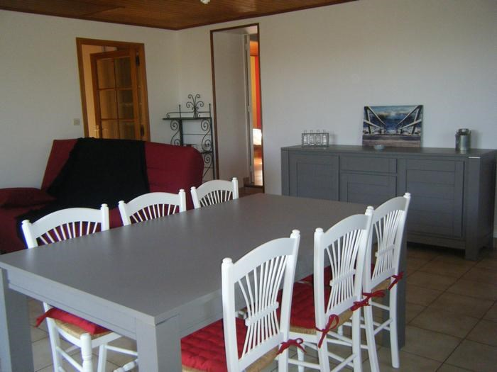 Holiday rentals Beauvoir-sur-Mer - Cottage - 8 persons - BBQ - Photo N° 1