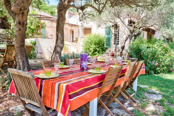 Location vacances Toulon -  Maison - 10 personnes - Barbecue - Photo N° 1