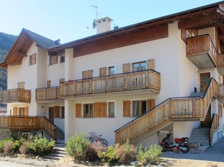 Appartement pour 4 personnes à Bormio