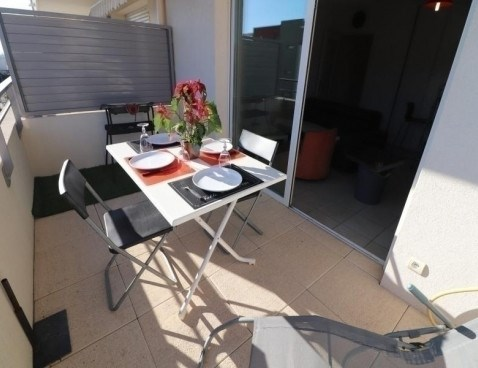 Location vacances Sète -  Appartement - 4 personnes - Télévision - Photo N° 1
