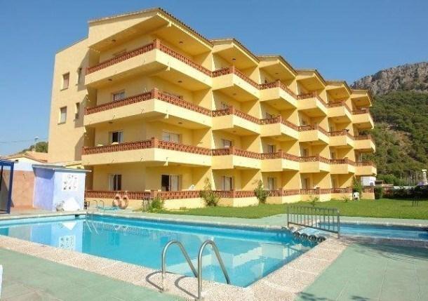 Location vacances Torroella de Montgrí -  Appartement - 6 personnes - Jeux d'extérieurs - Photo N° 1