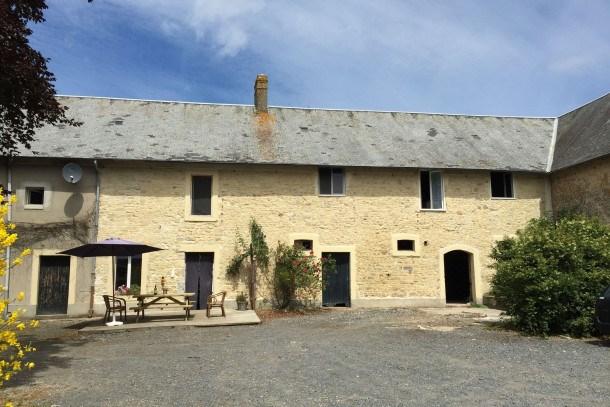 Location vacances Osmanville -  Maison - 6 personnes - Télévision - Photo N° 1