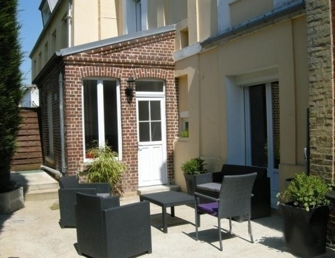 Location vacances Bolbec -  Maison - 4 personnes - Barbecue - Photo N° 1